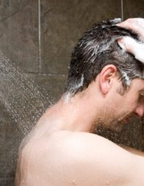 Showering With Psoriasis