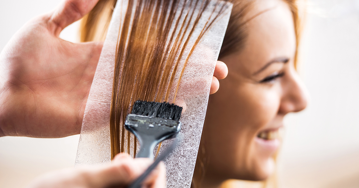 Psoriasis And Hair Dye Can I Dye My Hair When I Have Psoriasis