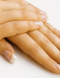 Psoriasis and Nail Infections