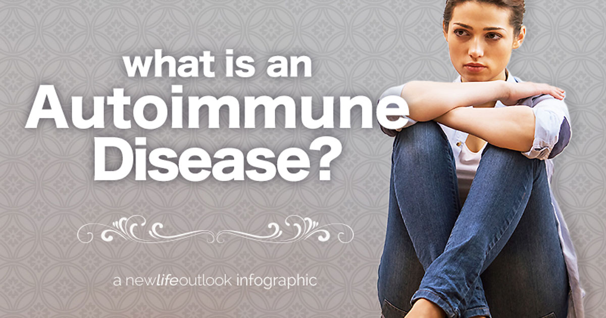 New Life Outlook - Psoriasis Infographic: Is Psoriasis an Autoimmune Disease?