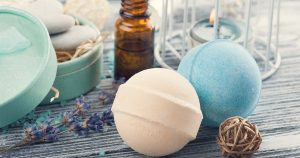 Homemade bathbombs